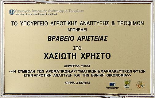Βραβείο Αριστείας mini