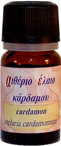αιθέριο έλαιο κάρδαμου