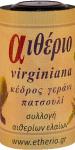μίγμα αιθερίων ελαίων virginiana